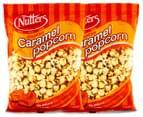 2 x Nutters Crunchy Caramel Popcorn 200g 1