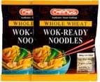 2x Chang's Whole Wheat Wok-Ready Noodles 300g 4