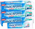 3 x Macleans Advanced Mild Mint Toothpaste 120g 1