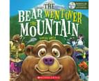 Bear Went Over The Mountain Paperback Book & CD 2