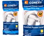 Conext Power Lead Piggy Back Plug 5m 1