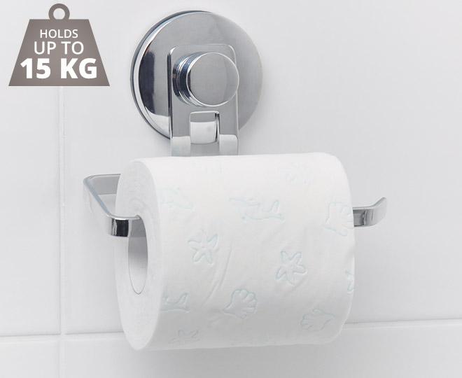 everloc solutions toilet roll holder