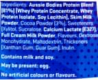 12 x Aussie Bodies HPLC Bars Chocolate 100g 3