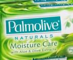 3 x Palmolive Aloe & Olive Extracts Soap 90g 4pk 2