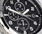 Fossil Men's Dean Chronograph Stainless Steel Watch 3