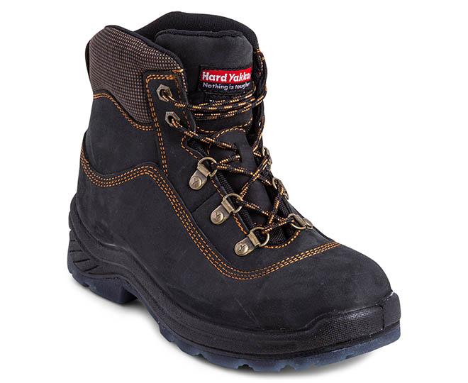 Hard Yakka Black Shoes For Women