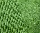 Charisma Portico Bath Towels - Palm Green 2