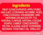 2 x Go Natural Rip'ems Strawberry & Watermelon 180g 10pk 2