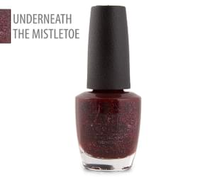 OPI Nail Lacquer - Underneath The Mistletoe