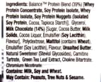 12 x Balance Ultra Ripped Cookies & Cream Bars 60g 4