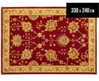 Designer Exclusive 330x240cm Royal Rug - Scarlet 1