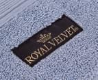 Royal Velvet 650 GSM Bath Sheet 2-Pack - Mist 2
