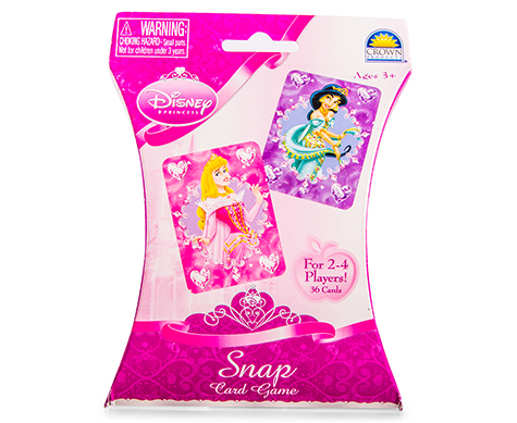 Stocking fillers for little girls | Disney Princess Snap Card Game | Beanstalk Mums