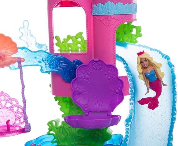 Barbie Splash And Slide Barbie Splash 'n' Slide