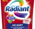 Radiant Front & Top Loader Laundry Powder 20 Caps 2