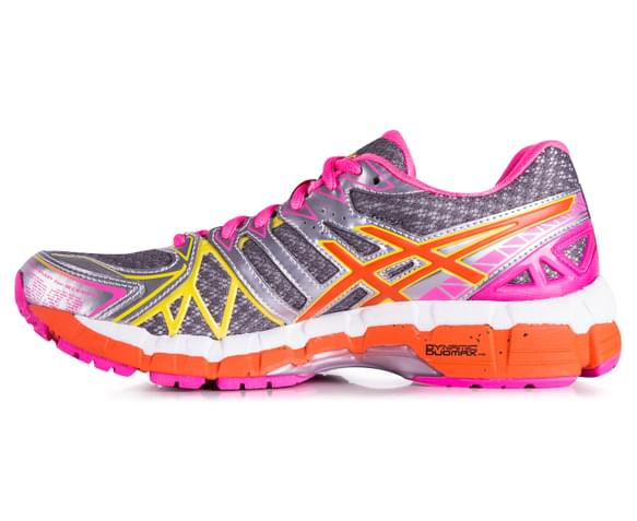 Greece Womens Asics Gel-kayano 20 - Product Asics Women S Gel Kayano 20 Lightning Hot Pink 318628