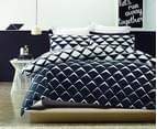 Belmondo Soho Single Quilt Cover Set - Black/White 3