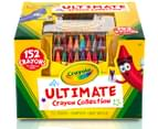 Crayola Ultimate Crayon Collection 152-Pack - Multi 3