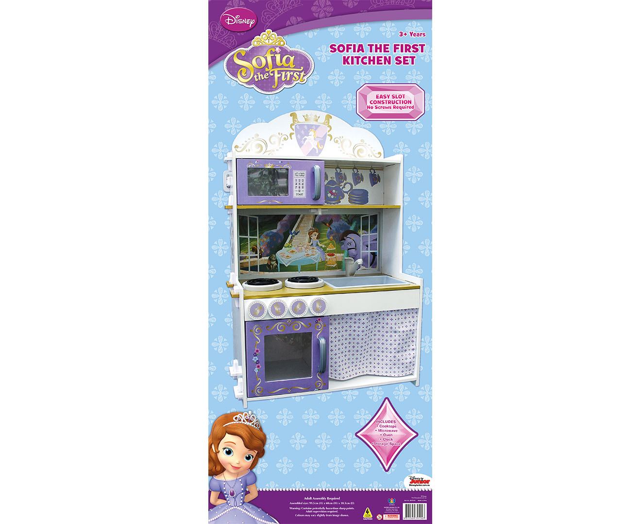 Sofia the first kitchen set great daily deals at for First kitchen set