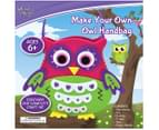 Craft for Kids Make Your Own Owl Handbag 1