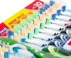 Colgate MaxFresh Toothbrush Medium 10pk 2