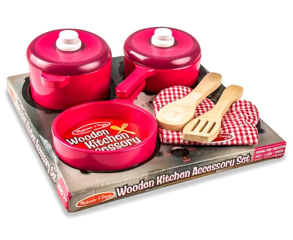 melissa and doug wooden kitchen accessory set catchoftheday au amp doug wooden kitchen 9896