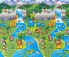 Jolly KidZ Rolly Polly Jungle Themed Mat Jungle 2