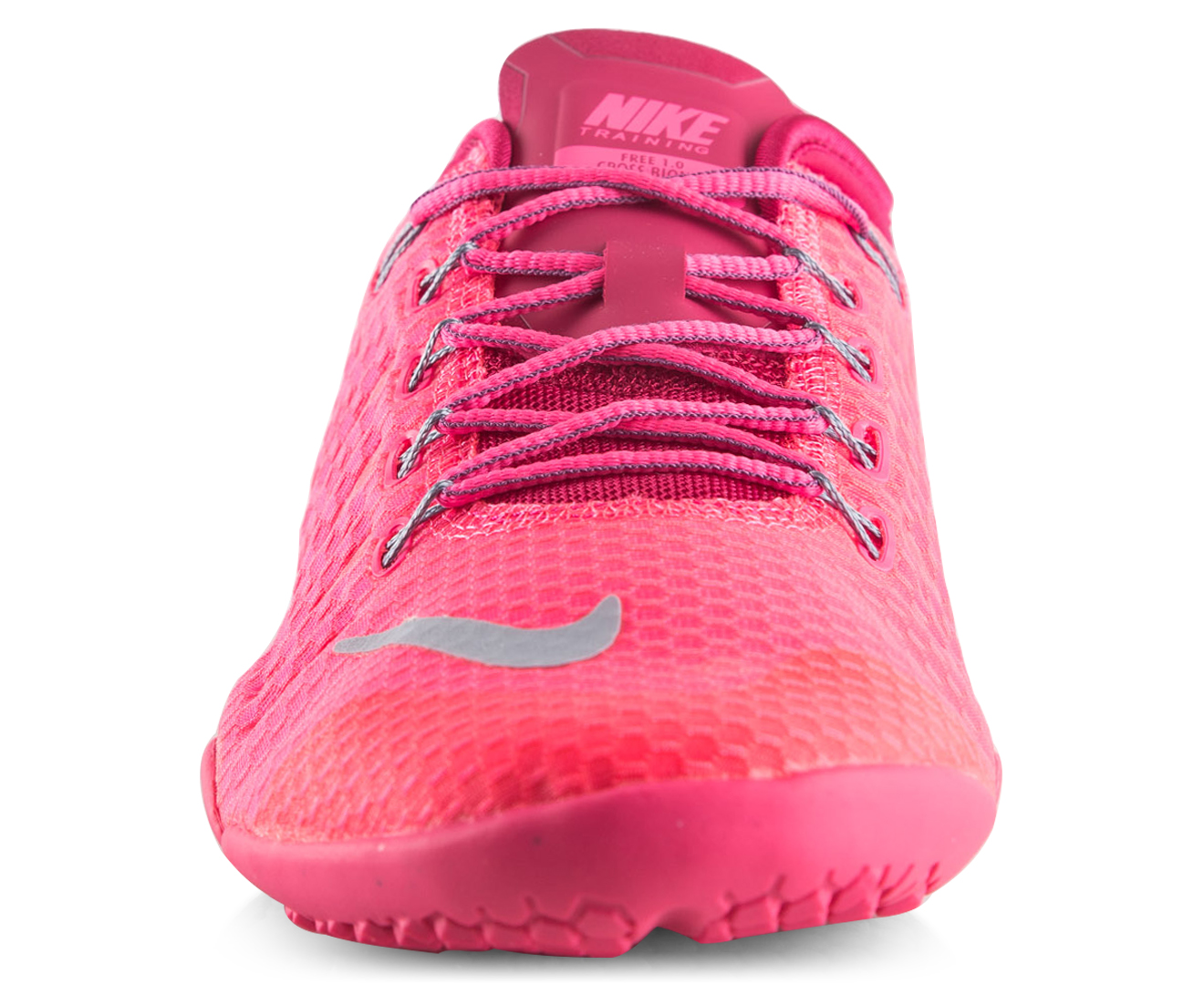 nike women's free 1.0 cross bionic - pink