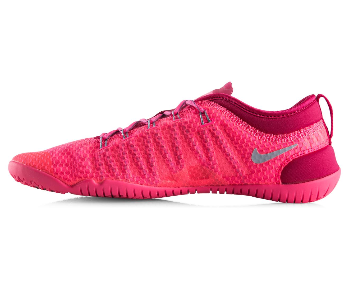 best cheap b193d d66de Nike Women s Free 1.0 Cross Bionic - Pink   Catch.com.au
