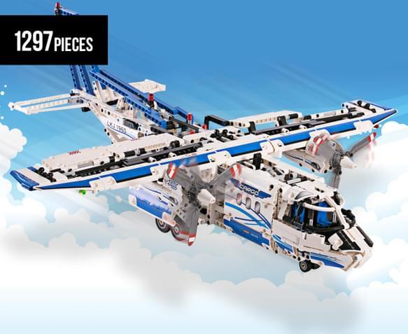 Lego® Technic Cargo Plane