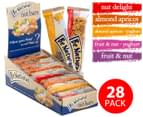 Be Natural Nut Bars Mixed 50g 28pk 1