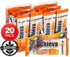 2 x Next Generation Achieva Bars Chocolate 18g 10pk 1