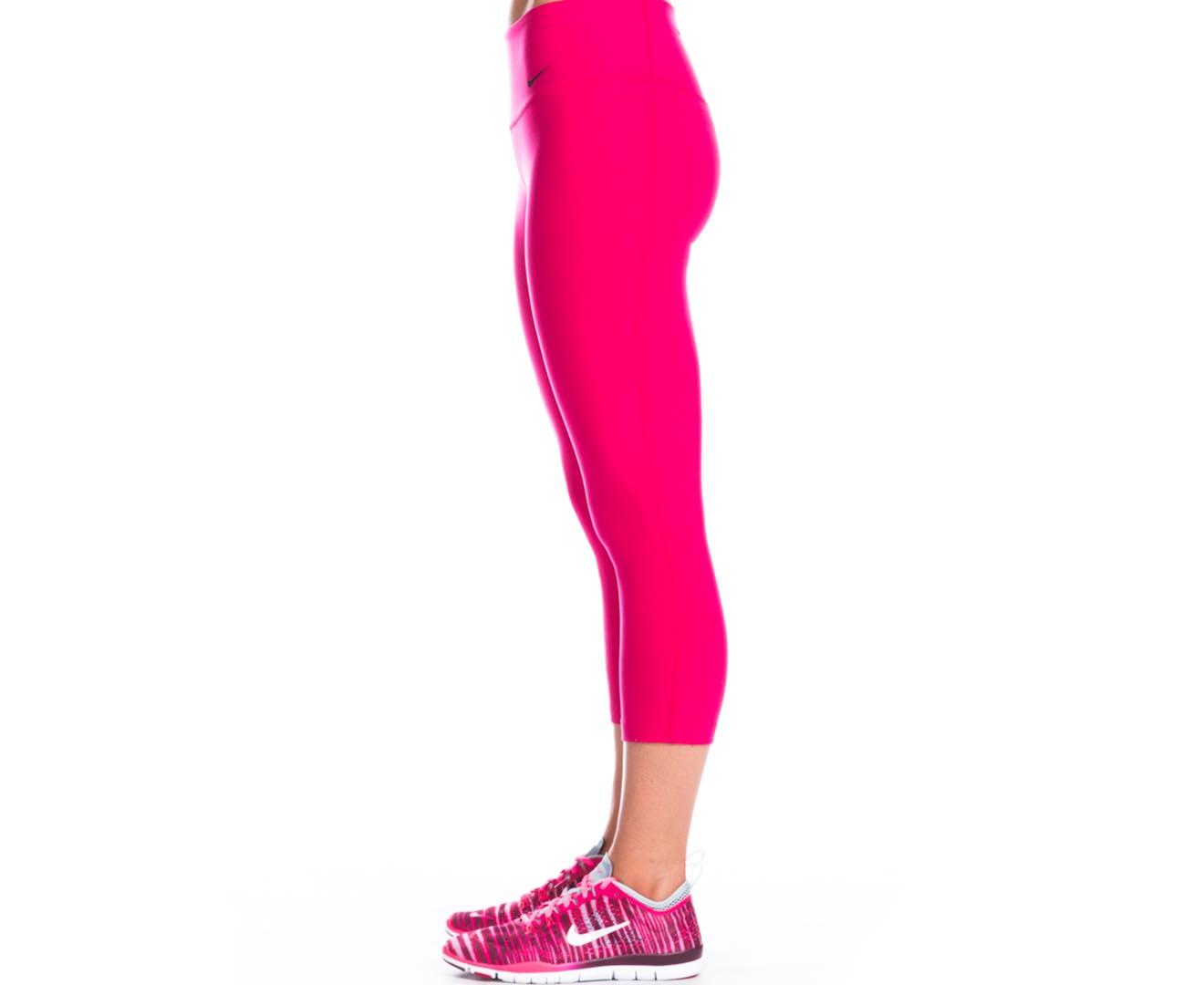 0c2b4b748ff84 Nike Women's Legend 2.0 Tight Fit Poly Capri - Pink | Catch.com.au