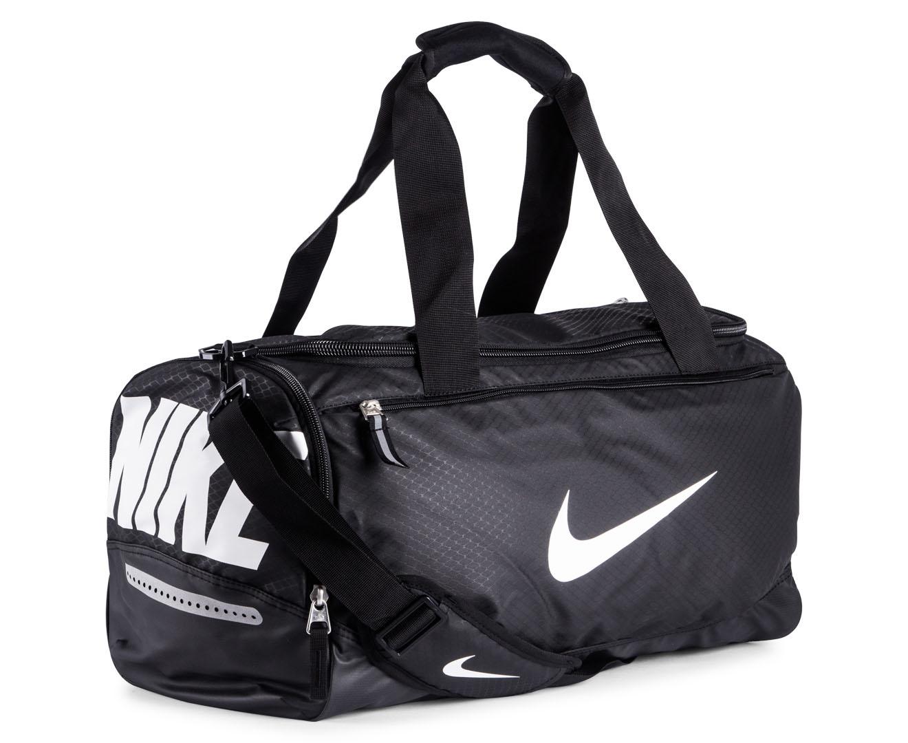 a67e5b7920 Nike Team Training Max Air Small Duffel Bag - Black