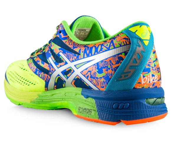 Usa Mens Asics Gel Noosa Tri 10 - Product Asics Men S Gel Noosa Tri 10 Yellow Blue 336667