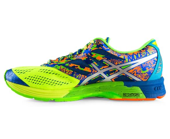 Australia Mens Asics Gel Noosa Tri 10 - Product Asics Men S Gel Noosa Tri 10 Yellow Blue 336667