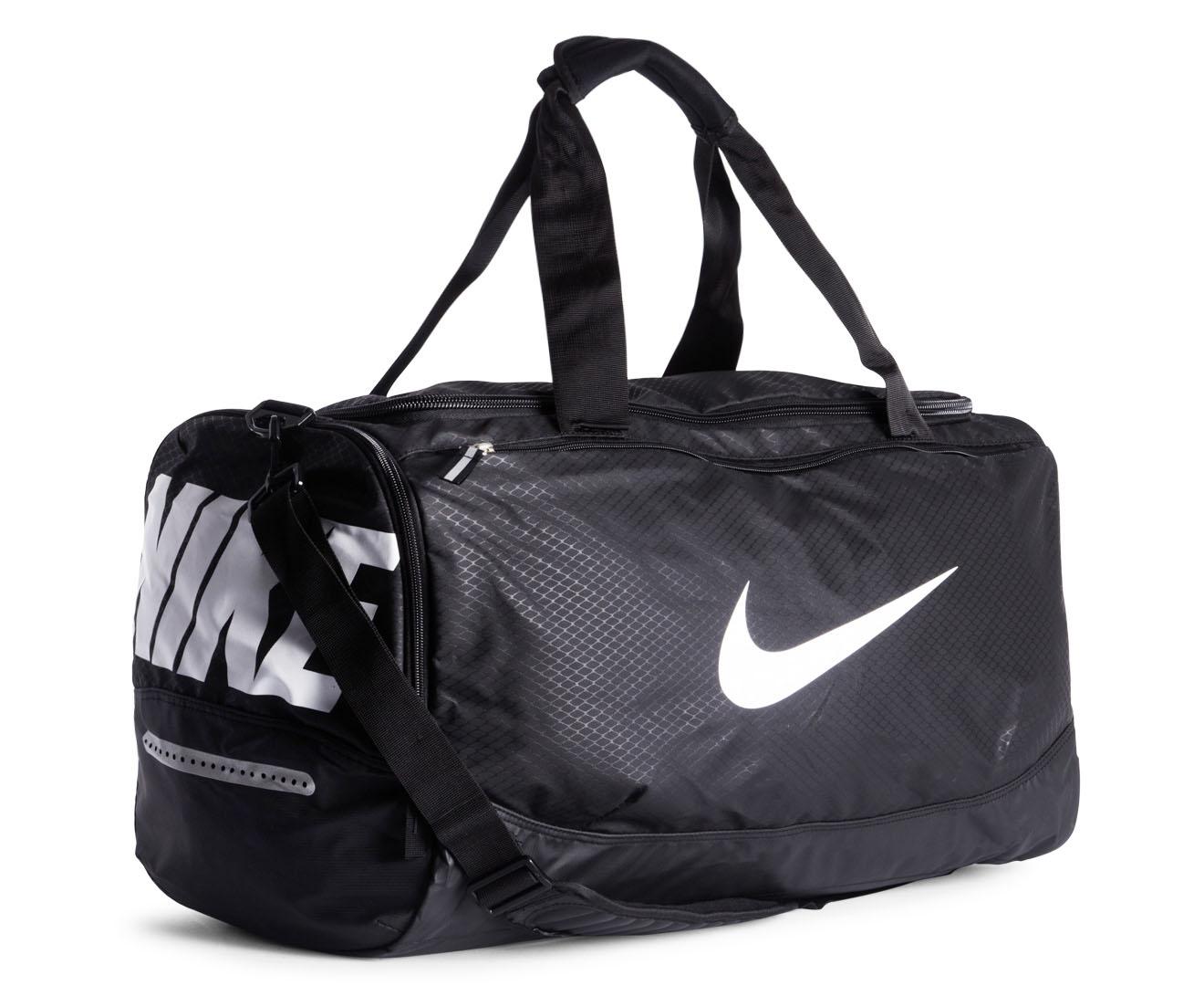 a0230cc44de4 Nike Team Training Max Air Medium Duffel Bag - Black