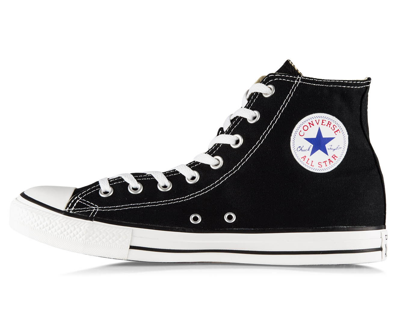 87a85cd43f0f Converse Chuck Taylor Unisex All Star High Top Shoe - Black