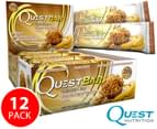12 x Quest Protein Bars Banana Nut Muffin 60g 1