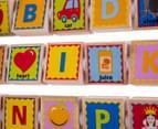 Hape Alphabet Abacus  5