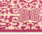 Funky Lace 230 x 160cm Rug - Pink 5