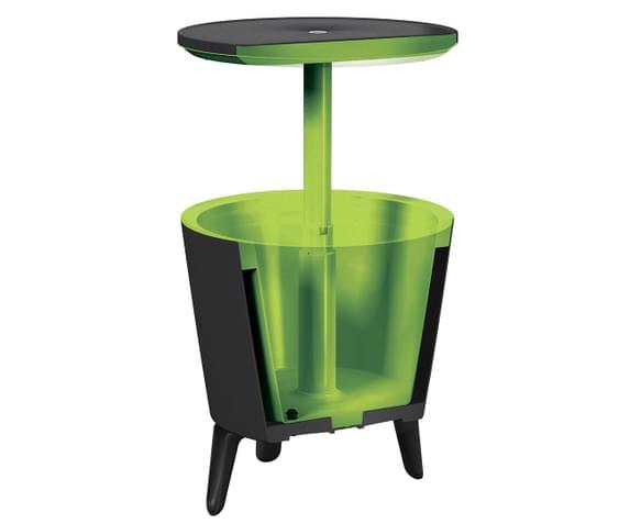 keter cool bar anthracite lime. Black Bedroom Furniture Sets. Home Design Ideas