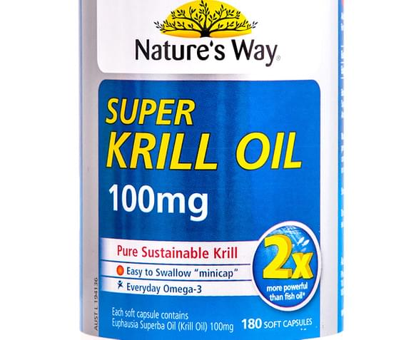 Super Krill Oil Nature Way