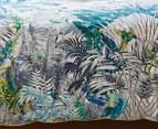 Sheridan Miri Miri Double Quilt Cover Set - Lagoon 3