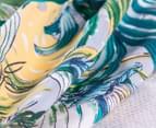 Sheridan Miri Miri Double Quilt Cover Set - Lagoon 4