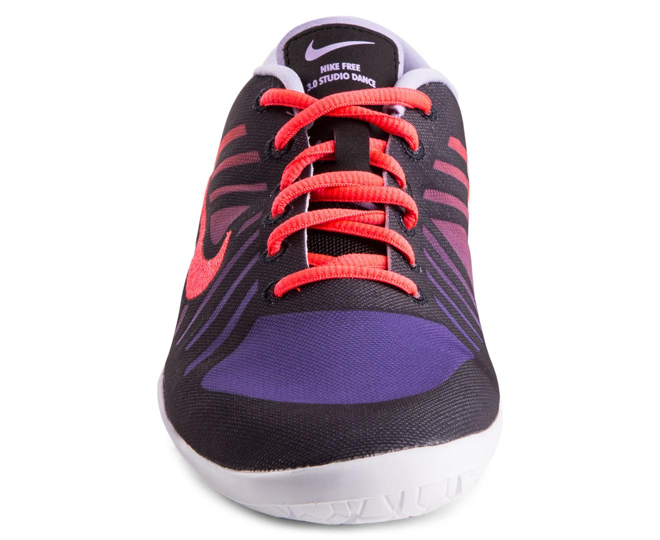 fdcefb311b7d1 Nike Women s Free 3.0 Studio Dance - Hydrangeas