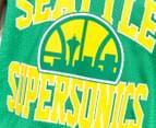 Mitchell & Ness Seattle Supersonics Mesh Tank - Green 4