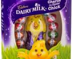 Cadbury Dairy Milk Chick & Egg Gift Box 198g 2