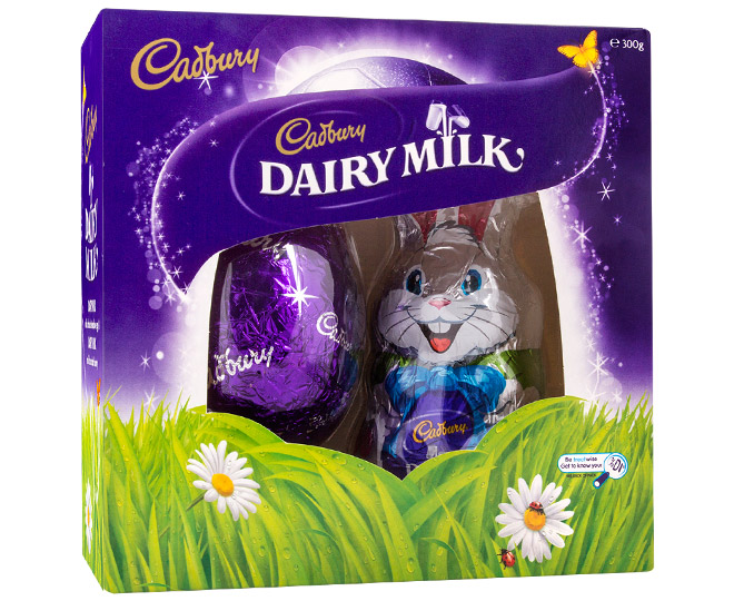 Cadbury bumper combo easter gift box 300g great daily deals at cadbury bumper combo easter gift box 300g great daily deals at australias favourite superstore catch negle Image collections