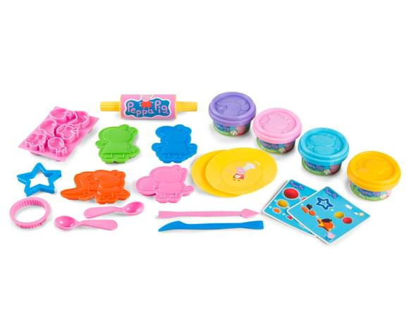 CatchOfTheDaycomau Peppa Pig Peppas Cakes Factory Play Kit